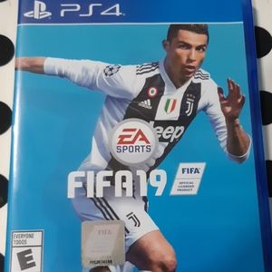 FIFA'19 for ps4